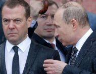 Дмитрия Медведева высмеяли едкой карикатурой из-за слов о роботах