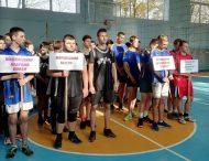 В Нікополі пройшов турнір з волейболу серед студентів