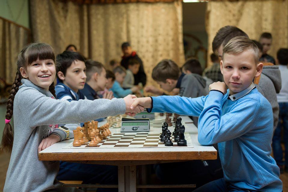 У Нікопольському районі відбувся шаховий турнір до Дня Святого Миколая
