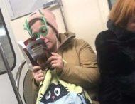Забавные, но странные: смешные люди в метро