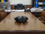 Министр Малюська выложил фото своих ботинок на фоне слухов об отставке