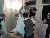 Молодожены подрались на свадьбе и развелись через несколько часов