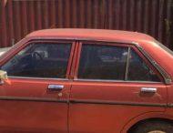 Австралиец приготовил мясо в раскаленном салоне машины