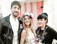 Девушка вышла замуж за саму себя