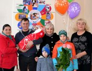За тиждень у Марганці народилося 5 немовлят