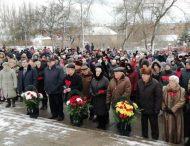 Марганчани відзначили День визволення міста від нацистських загарбників