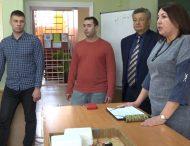 Запорізькі  атомники допомагають школярам у виборі професії