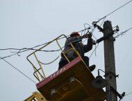Відключення електроенергія