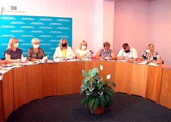 У Марганці на засіданні виконкому ухвалено 43 рішення.