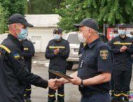 Заслужені відзнаки отримали покровчани – ліквідатори лісових пожеж в зоні відчуження