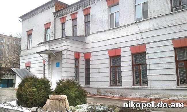 Образец архитектуры и сохранённого исторического прошлого Никополя.