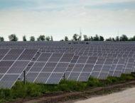 На Дніпропетровщині запрацювала ще одна сонячна електростанція