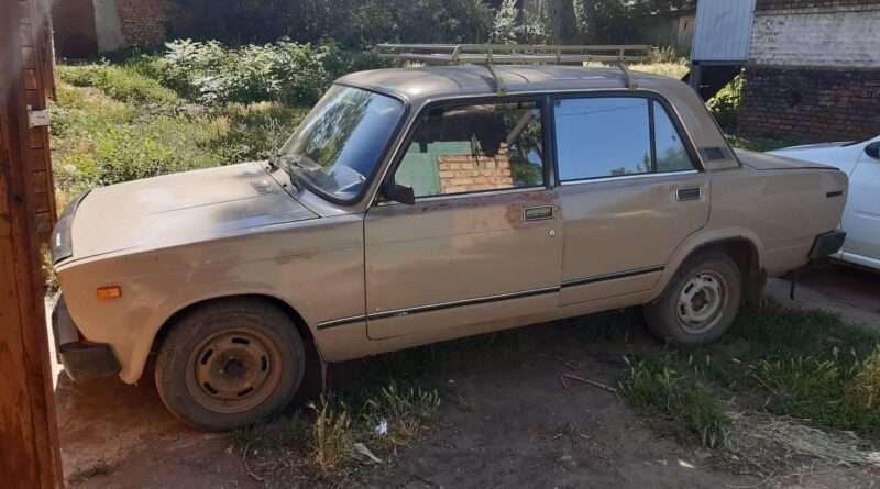 У Кривому Розі з авто викрадали цінні речі (Фото)