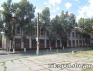 Один из самых красивых и сохранённых домов старого Никополя.