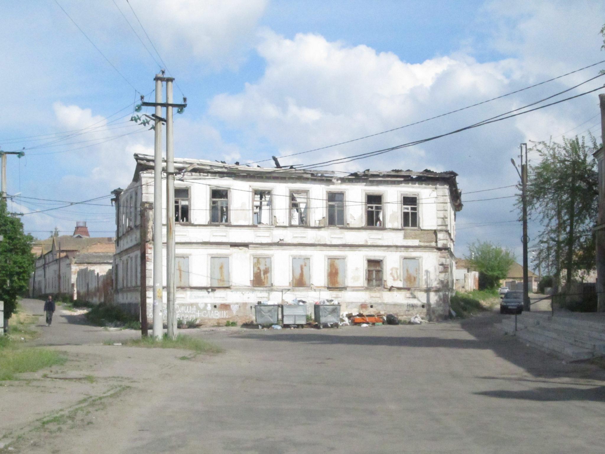 Как мы продолжаем терять старую часть города —  переулок Телеграфный.