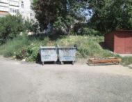 Как обстоят дела с вывозом мусора в Никополе сегодня.