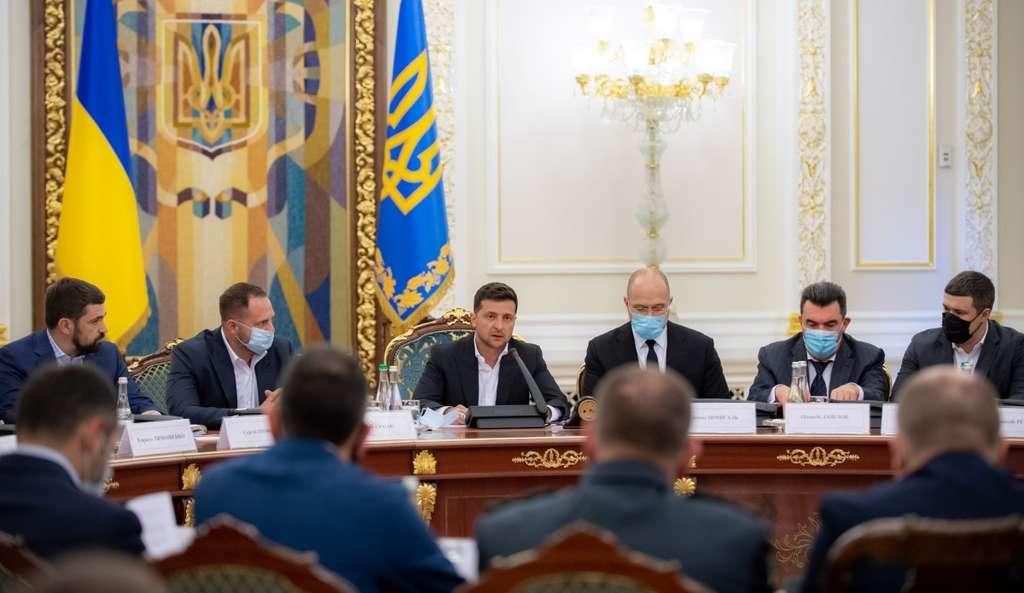 Президент наголосив на необхідності підготовки чіткого плану реалізації об'єктів «Великого будівництва» на наступний рік