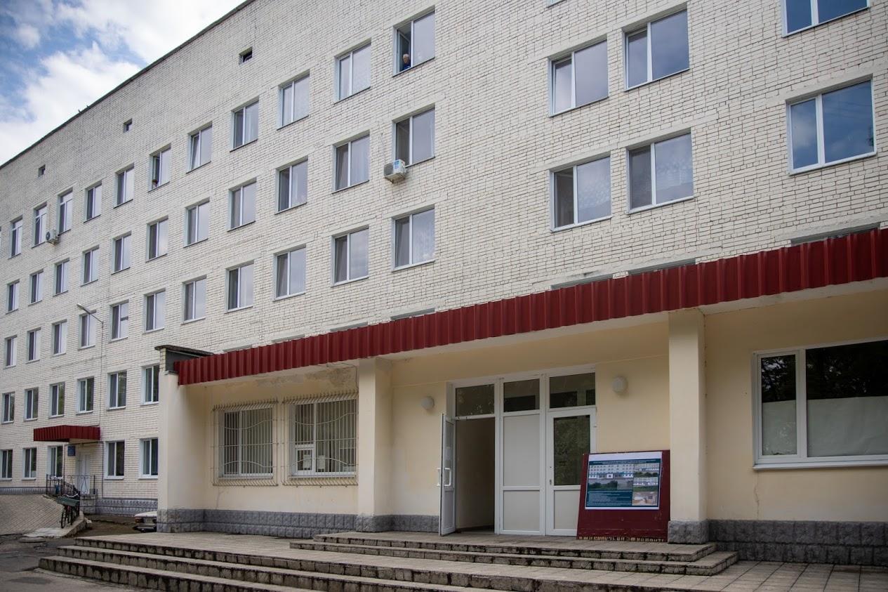 У Марганецькій центральній міській лікарні оновлять приймальне відділення