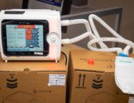 У лікарнях Нікополя будуть встановлені сучасні апарати ШВЛ.