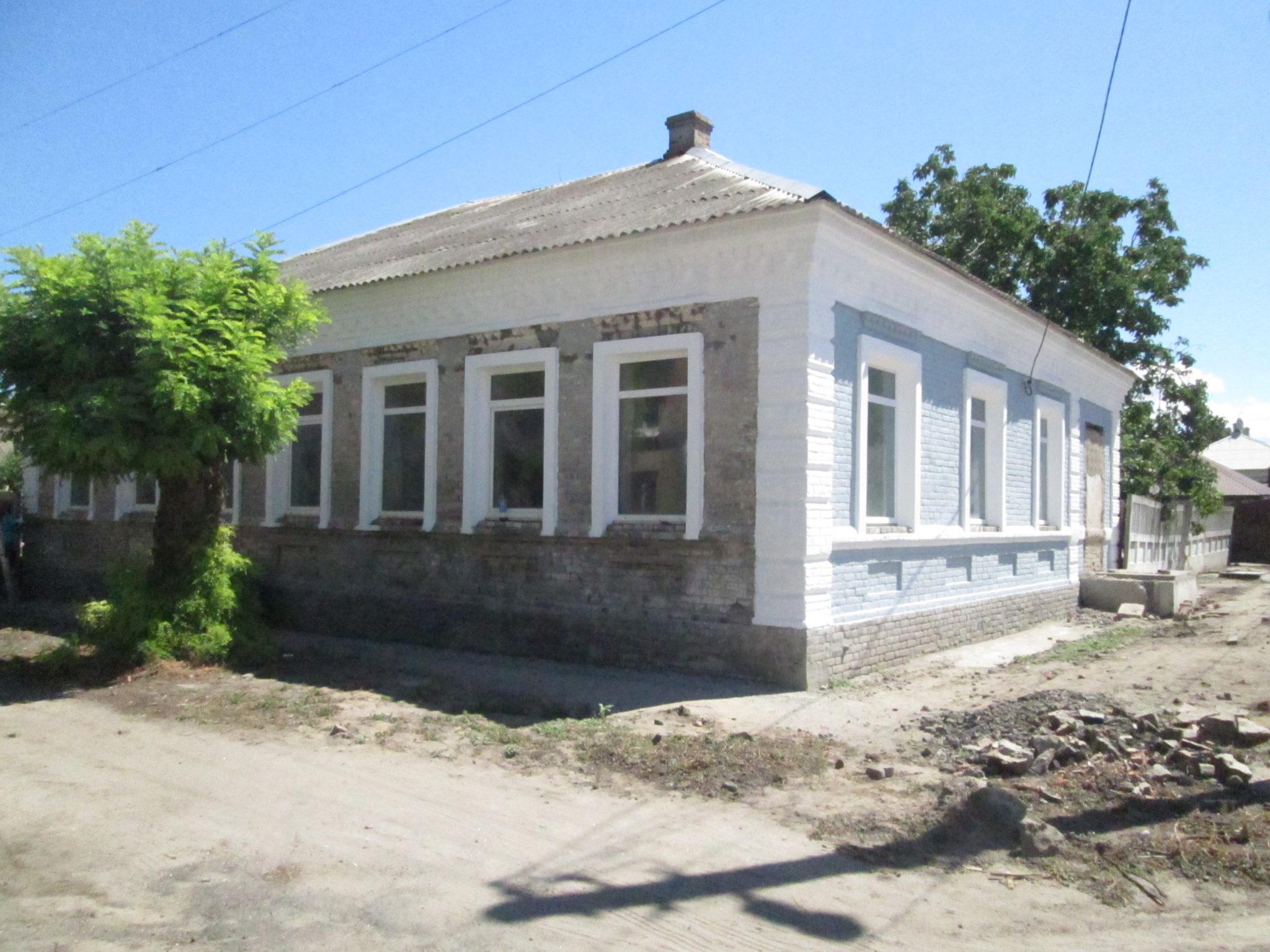 Дом, где жил Никопольский «мэр»