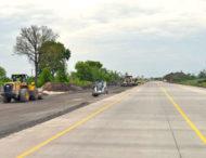 Укравтодор планирует построить 2900 километров бетонных дорог
