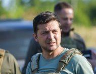 Президент особисто перевірив дотримання режиму тиші на Донбасі