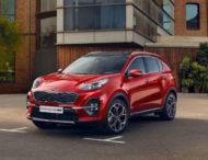 Kia Sportage стал лидером рынка новых автомобилей в Украине