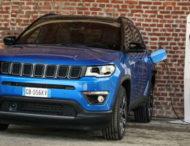 Первый электрический Jeep построят на базе Peugeot 2008