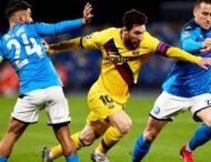 «Барселона» — «Наполи»: Онлайн-трансляция  матча Лиги чемпионов