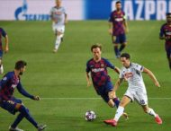 «Барселона» справилась с «Наполи»