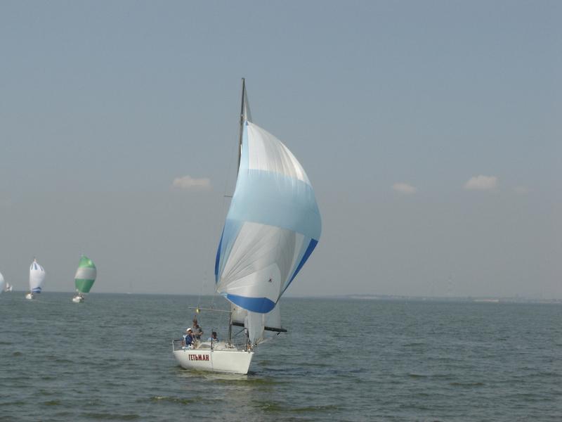 Енергодарські яхтсмени поповнили скарбничку досягнень чотирма призовими місцями