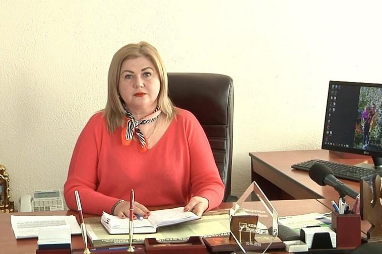Привітання з Днем Знань від міського голови міста Марганець — Олени Жадько.