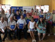 Более тысячи жителей Криворожского района официально выразили поддержку ОПЗЖ