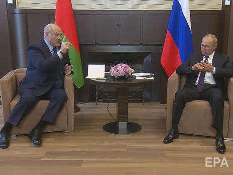 Сеть заполонили мемы о переговорах президентов России и Беларуси