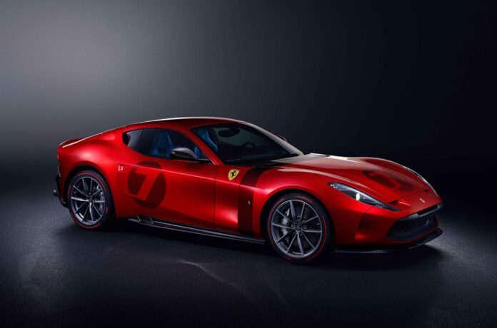 Ferrari выпустит купе Omologata в единственном экземпляре