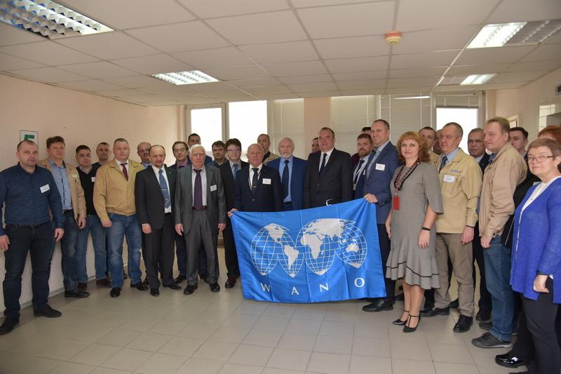 Відділу міжнародного співробітництва та технічної допомоги ВП ЗАЕС — 35 років