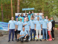 Організація молоді Запорізької АЕС провела змагання з триатлону