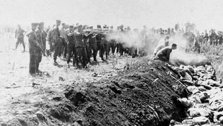 29 вересня — вшанування роковин трагедії Бабиного Яру
