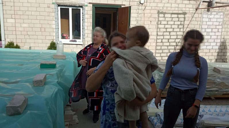 На Дніпропетровщині хлопчик опинився у «пастці» (Фото)