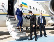 Президент розпочав робочий візит до Туреччини