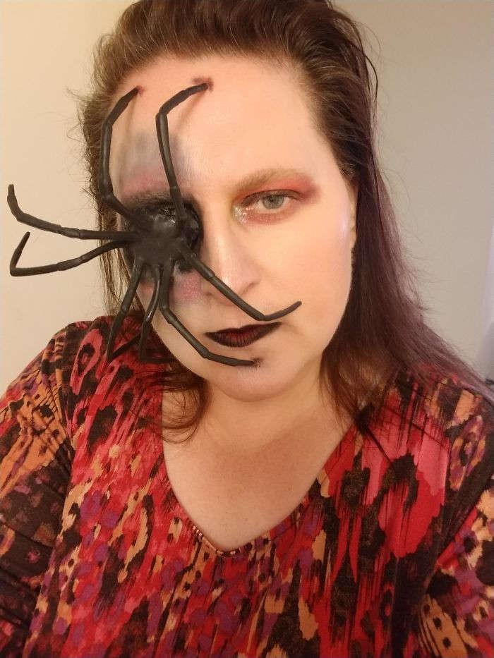 Иногда костюмы на Хэллоуин могут шокировать