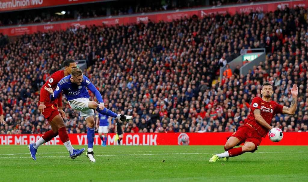 «Ливерпуль» — «Лестер»:  Сегодня состоится матч чемпионата Англии