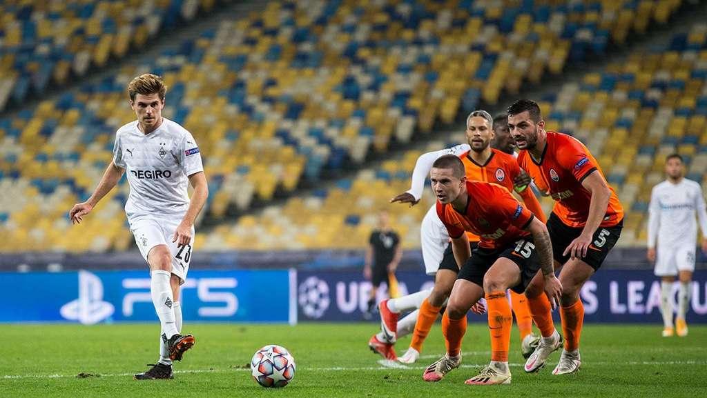 «Боруссия» — «Шахтер»: Онлайн-трансляция матча Лиги чемпионов