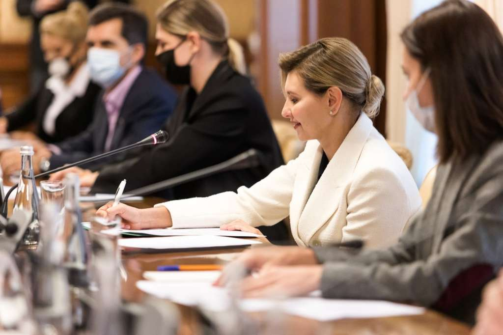 Олена Зеленська ініціювала підписання декларації між великими українськими та міжнародними компаніями про усунення бар'єрів у бізнесі