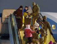 В Україну повернулися дві жінки та семеро дітей, які перебували в таборах для біженців на території Сирії