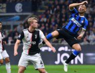 «Интер» — «Ювентус»: Онлайн-трансляция матча чемпионата Италии