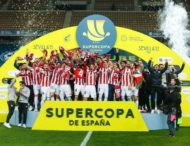 «Атлетик» победил «Барселону» и выиграл Суперкубок Испании
