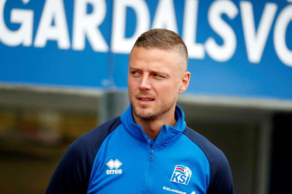 «Рух» подписал защитника сборной Исландии Сигурдссона