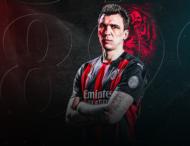 Марио Манджукич стал игроком «Милана»