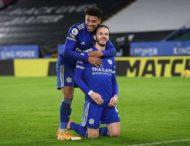 «Лестер» уверенно обыграл «Челси»